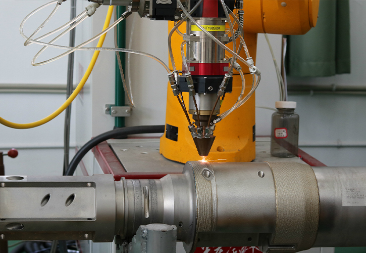硬質合金激光熔覆服務