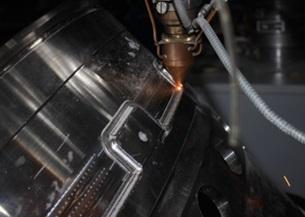 鈦合金機匣修復