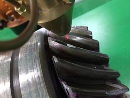減速機齒輪修復